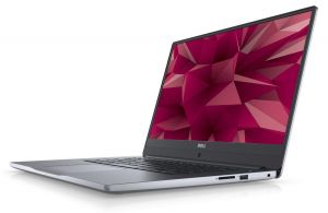 Dell Inspiron 7560 Sliver ( i5- 7200U, ram 4G, HDD 500GB, VGA rời Nvidia 940MX- 4G, màn 15.6″ Full HD)