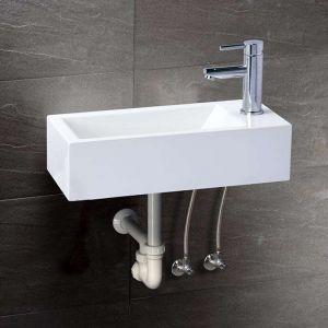 Có nên chọn chậu rửa lavabo Caesar cho phòng tắm không ?