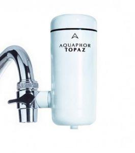 Máy lọc nước đầu vòi Aquaphor Topaz tiện dụng