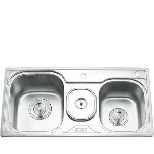 Chậu rửa bát inox Gorlde GD 5103 (84x44