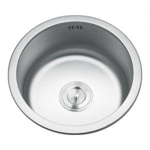 Chậu rửa bát inox Gorlde GD 019 (43x43