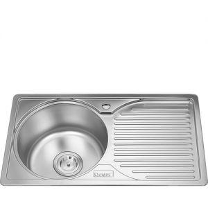 Chậu rửa bát inox Gorlde GD-0290 (78x44)