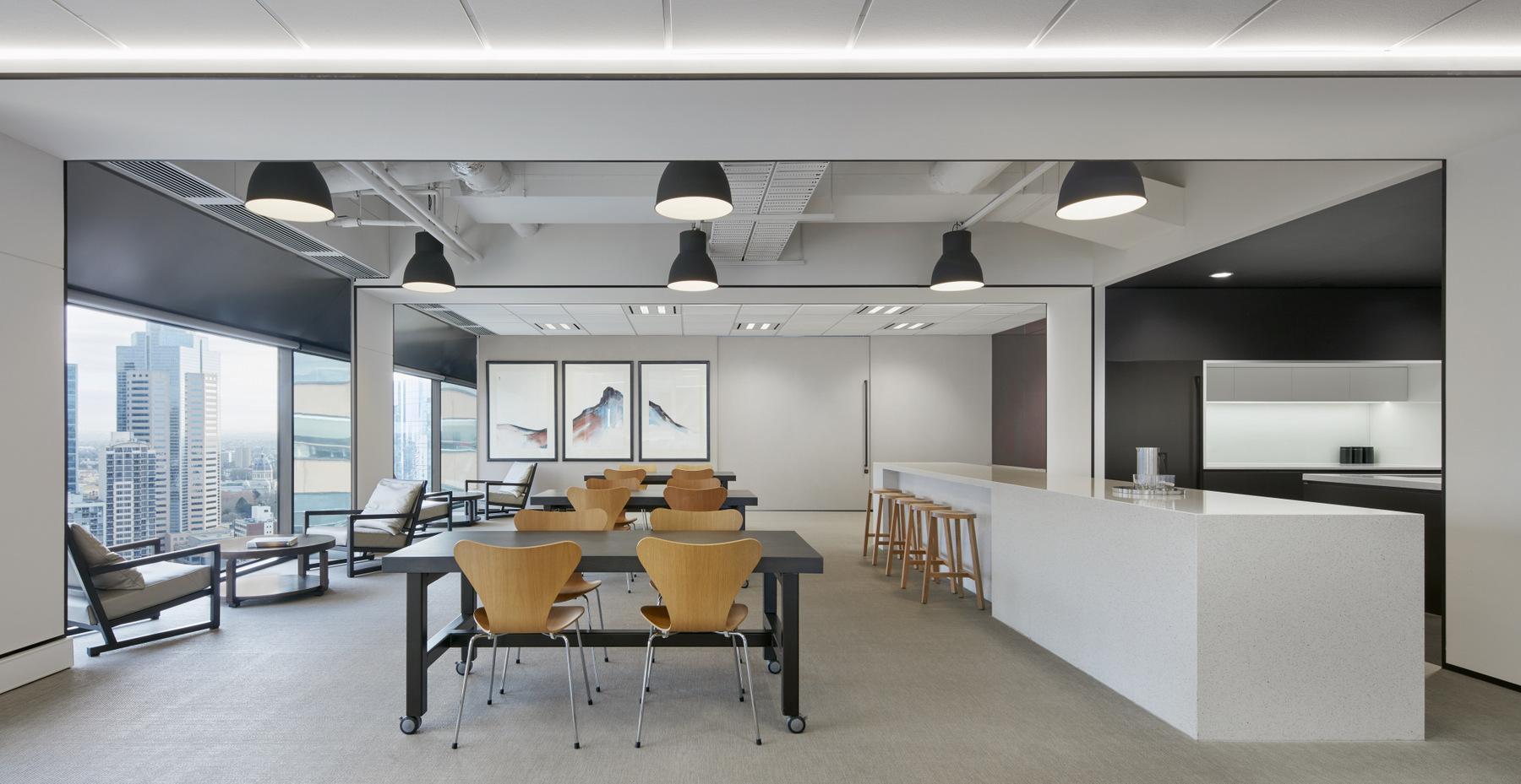 Tư vấn thiết kế nội thất văn phòng hiện đại sang trọng