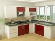 Dịch vụ thiết kế nhà bếp chuyên nghiệp uy tín giá rẻ