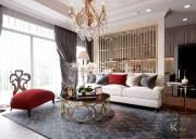 Những mẫu nội thất hiện đại đẹp mê ly tại Hà Nội.