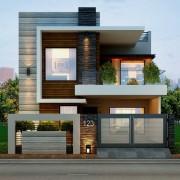Những ý tưởng thiết kế nhà phố hiện đại phù hợp với xu hướng