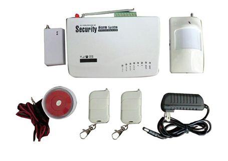 Hướng Dẫn Cài Đặt Tủ Báo Động GSM 3500