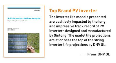 Inverter Solis xếp hạng thứ 3 trong các thương hiệu solar inverter của Châu Á