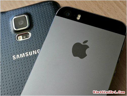 Các hãng công nghệ đứng về phía Samsung, chống lại Apple