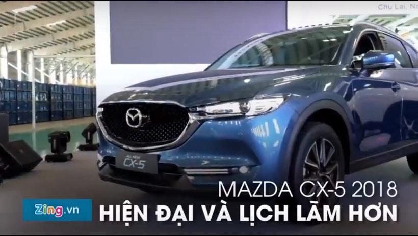 Đánh giá nhanh Mazda CX-5