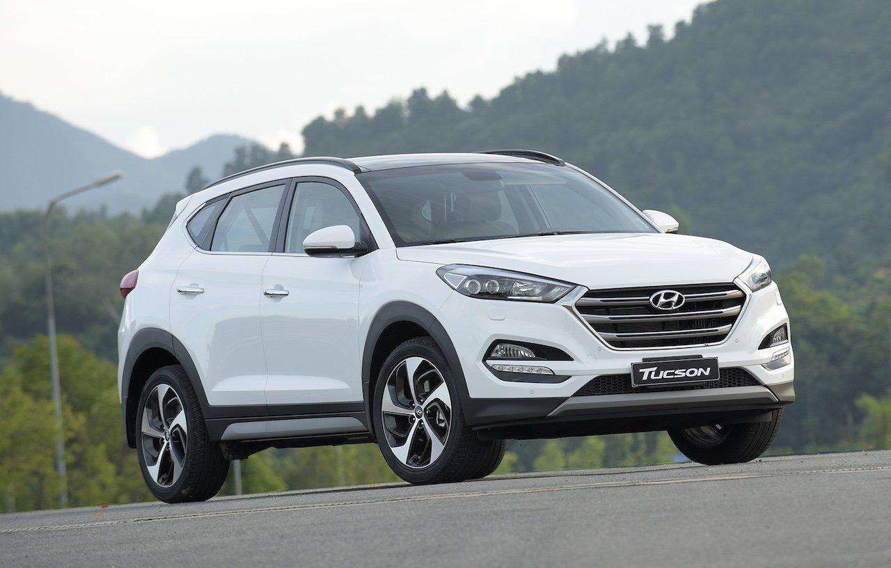 Đánh giá xe Hyundai Tucson 1.6 Turbo lắp ráp giá 860 triệu