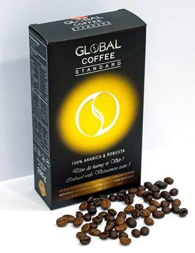 cà phê hút chân không global standard