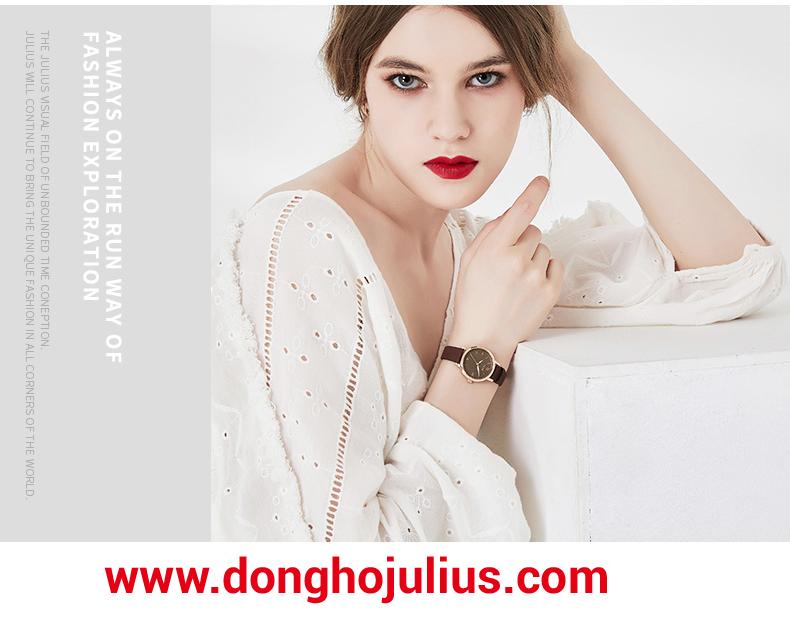 Đồng hồ nữ Julius Ja-1070