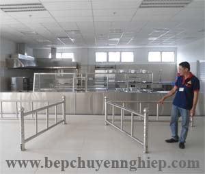 bep can tin, bep canteen, thiet bi bep can tin, thiết bị bếp trường học, bếp căn tin trường học