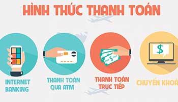 Các hình thức thanh toán khi mua điều hòa tại Sen Việt