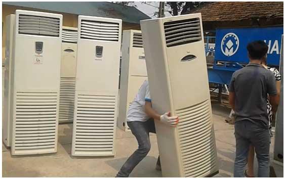 Cho thuê máy điều hòa tủ đứng tại Hà Nội