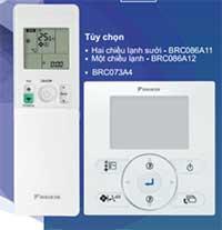 Điều khiển không dây cho dàn lạnh CDXP25RVMV