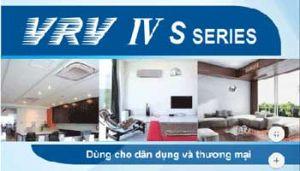 Báo Giá Điều Hòa Trung Tâm Daikin VRV IV S