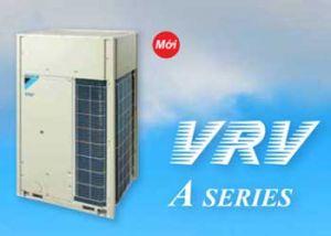 Hệ Thống Điều Hòa Trung Tâm Daikin VRV A