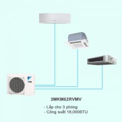 Điều hòa multi Daikin 1 chiều 3MKM52RVMV 18,000BTU R32