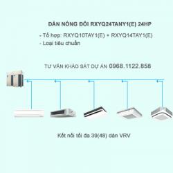 Điều hòa trung tâm Daikin 2 chiều VRV IV RXYQ24TANY1(E) 24HP