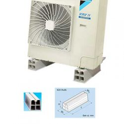 Chân đế cục nóng điều hòa Plarock PR-351N-I Nhật Bản