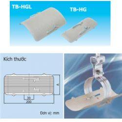 Miếng đỡ bảo vệ dùng cho kẹp treo ống