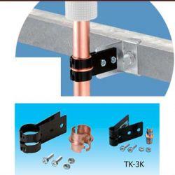 Khóa ống (trợ lực bọc sắt cho ống + kẹp cố định) TK