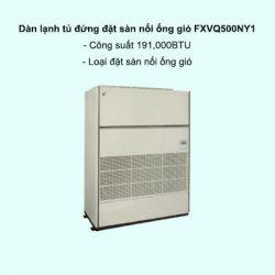 Dàn lạnh tủ đứng đặt sàn nối ống gió trung tâm Daikin VRV FXVQ500NY1 191,000BTU