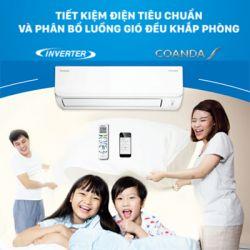 Báo Giá Combo Lắp Đặt Điều Hòa Daikin FTKA60UAVMV / RKA60UAVMV 21000BTU 1 Chiều