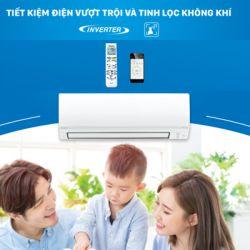 Báo Giá Combo Lắp Đặt Điều Hòa Daikin FTKC50UVMV / RKC50UVMV 18000BTU 1 Chiều