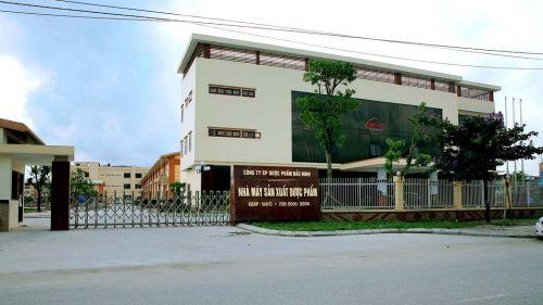 Dược phẩm Bắc Ninh