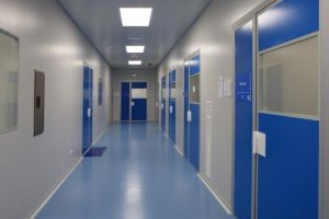 The Airflow Control Of Cleanrooms