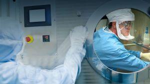 Sản xuất thuốc sinh học
