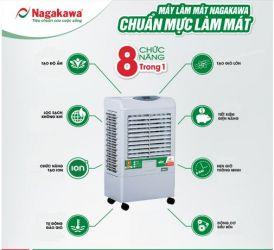 Tại sao bạn nên mua máy làm mát không khí Nagakawa?