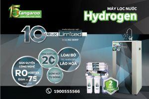 Địa chỉ bán máy lọc nước kangaroo Hydrogen uy tín, chất lượng