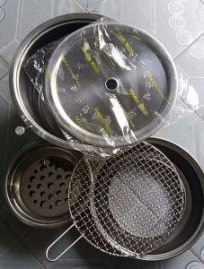 bếp nướng không khói hàn quốc HT01
