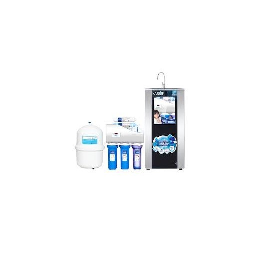 máy lọc nước karofi - KI 9 lõi lọc -tủ IQ