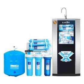 máy lọc nước karofi 8 lõi lọc tủ IQ