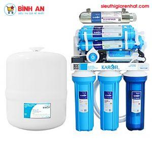 Máy lọc nước tiêu chuẩn KT-KS80+UV, 9 cấp lọc đèn UV diệt khuẩn