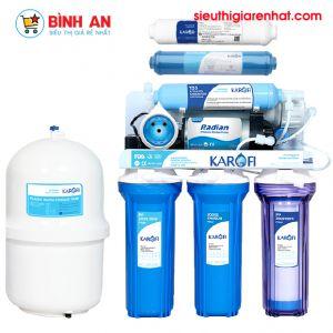 Máy lọc nước karofi SRO 7 lõi lọc- không tủ