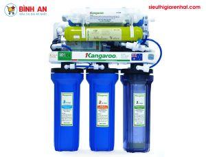 Máy lọc nước kangaroo 7 lõi lọc không tủ KG104A
