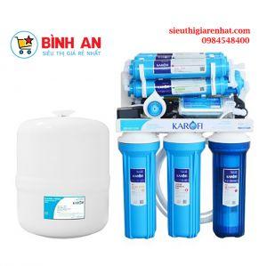 máy lọc nước karofi SRO 8 lõi lọc - không tủ