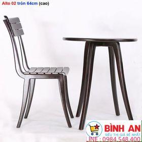 bàn ghế fansipan Alto 02