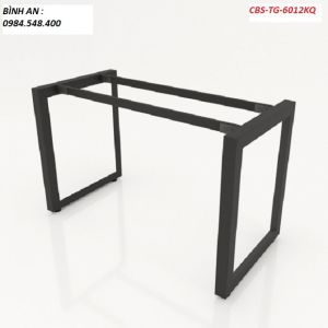 chân bàn sắt tam giác CB-TG-6012KQ