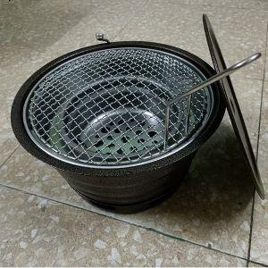 bếp nướng than âm bàn HTSTD-01