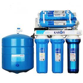 máy lọc nước karofi 8 lõi lọc -  không tủ KT80