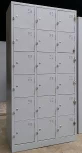 Tủ sắt 18 ngăn locker mới 100% giá rẻ