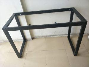 Chân bàn sắt chữ U sơn tĩnh điện các kích thước