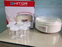 Máy làm sữa chua Hitops 8 cốc bằng thủy tinh